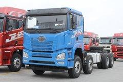 青岛解放 JH6重卡 430马力 8X4 8.2米自卸车(CA3310P27K15L6T4E5A80)