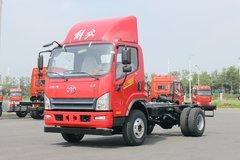 解放 虎VH 大王升级版 160马力 4.21米单排轻卡底盘(CA1049P40K2L1BE5A84)图片