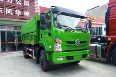 东风新疆 专底系列 140马力 4X2 3.8米 LNG燃气自卸车(EQ3040GD5N)
