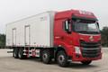 东风柳汽 乘龙H7 460马力 8X4 9.5米冷藏车(LZ5310XLCH7FC1)图片
