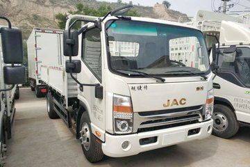 江淮 帅铃Q6 152马力 4.18米单排栏板轻卡(HFC1043P91K2C2V)