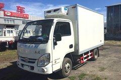 跃进 小福星S 87马力 4X2 3.305米冷藏车(SH5032XLCPBGBNZ2)