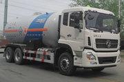 东风 天龙 245马力 6X4 液化气体运输车(安瑞科牌)(HGJ5255GYQ)