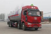 一汽解放 J6M 280马力 8X4 液化气体运输车(程力威牌)(CLW5320GYQC5)