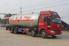 一汽解放 J6M 320马力 8X4 液化气体运输车(程力威牌)(CLW5310GYQC5)