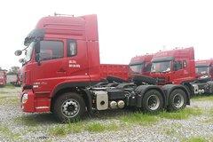 东风商用车 天龙重卡 轻赢版 420马力 6X4牵引车(采埃孚16挡)(DFH4250A4) 卡车图片