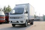 福田 祥菱M1 1.5L 112马力 汽油 3.1米单排厢式微卡(BJ5030XXY-AX)