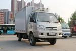 福田时代 驭菱VQ1 114马力 4X2 2.9米冷藏车(BJ5030XLC-D5)图片