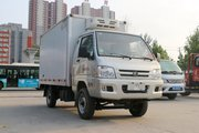 福田时代 驭菱VQ1 114马力 4X2 2.9米冷藏车(BJ5030XLC-D5)