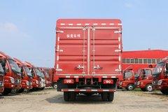 福田 奥铃CTX 143马力 4.23米单排仓栅式轻卡(断气刹)(BJ5043CCY-FF)
