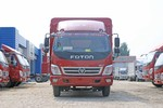 福田 奥铃CTX 110马力 4.165米单排厢式轻卡(BJ5049XXY-B1)图片