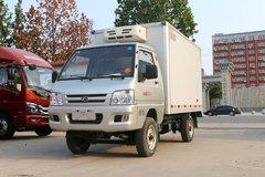福田时代 驭菱VQ1 112马力 4X2 2.93米冷藏车(BJ5030XLC-AB)