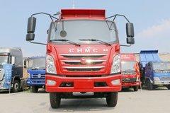 四川现代 瑞越 115马力 4X2 3.7米自卸车(玉柴)(CNJ3040ZPB33V) 卡车图片