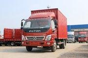 福田 奥铃捷运 科技版 143马力 4.165米单排厢式轻卡(BJ5049XXY-A8)