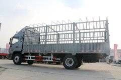 江淮 骏铃V9L 170马力 6.8米排半仓栅式载货车(HFC5181CCYP3K1A53S6V)