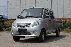 南骏汽车 瑞逸C系 1.3L 87马力 汽油 2.515米双排栏板微卡(NJA1021SDA30V) 卡车图片
