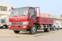 江淮 骏铃E6 154马力 4.18米单排栏板轻卡(HFC1043P91K2C2V) 卡车图片