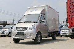 南骏汽车 瑞逸C系 1.3L 87马力 汽油 2.86米单排厢式微卡(NJA5022XXYSDA30V) 卡车图片