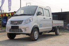 南骏汽车 瑞逸F系 1.3L 87马力 汽油 2.05米双排栏板微卡(NJA1023SSB34V) 卡车图片