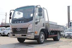 四川现代 致道300N 88马力 3.7米单排栏板轻卡(CNJ1040EDF28V) 卡车图片