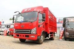 解放 虎VH 130马力 4.21米单排仓栅式轻卡(CA5041CCYP40K2L1E5A84-1) 卡车图片