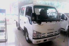 庆铃 五十铃100P 98马力 2.23米双排仓栅式轻卡(QL5040CCYA6EWJ) 卡车图片