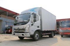 福田 奥铃新捷运 156马力 4.14米单排厢式轻卡(BJ5048XXY-A1) 卡车图片