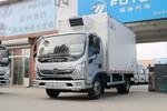福田 奥铃CTS 156马力 4X2 5.1米冷藏车(BJ5128XLC-A2)图片