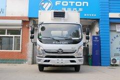 福田 奥铃CTS 143马力 4X2 4.085米单排冷藏车(中集牌)(ZJV5040XLCQL)