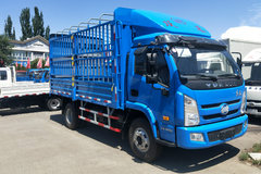 跃进 上骏X500 140马力 4.17米单排仓栅式轻卡(SH5042CCYKFDCWZ) 卡车图片