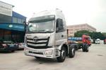 福田 欧曼新ETX 6系重卡 270马力 6X2 9.53米厢式载货车(BJ5257XXY-XA)图片