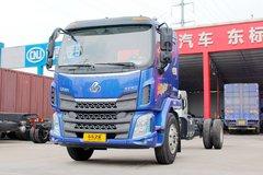 东风柳汽 新乘龙M3中卡 185马力 4X2 7.7米厢式载货车(LZ5180XXYM3AB)