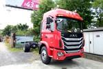江淮 格尔发K5L中卡 200马力 4X2 6.8米栏板载货车(HFC1181P3K1A50S2QV)图片