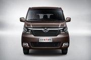 长安轻型车 睿行M70 2019款 舒适型 116马力 1.5L背掀门客车(9座)(国六)