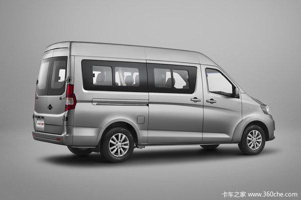 降价促销睿行M90封闭货车仅售7.32万