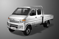 长安轻型车 神骐T20 舒适型 1.5L 112马力 汽油 2.5米双排栏板微卡(SC1035SCGE5) 卡车图片