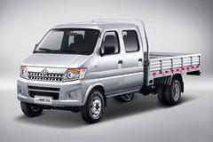 长安轻型车 神骐T20L 2018款 舒适型 1.5L 112马力 汽油 3.01米双排栏板微卡(SC1035SNAB5) 卡车图片