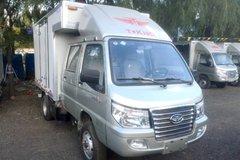 唐骏欧铃 赛菱A6 1.3L 88马力 汽油 2.54米双排厢式微卡(ZB5031XXYASC3V) 卡车图片