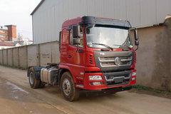 陕汽商用车 轩德X6 轻柜版 220马力 4X2牵引车(SX4180GP5) 卡车图片