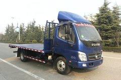 福田 奥铃TX 110马力 4X2平板运输车(BJ5049TPB-FA)