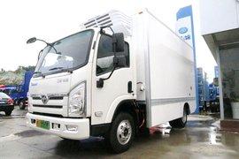 三环十通 创客 163马力 4.05米单排纯电动冷藏车