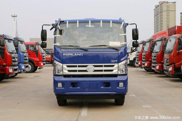 福田 时代金刚3 95马力 4X2 3米自卸车(BJ3046DBPBA-FA)