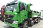 中国重汽 HOWO T5G重卡 440马力 8X4 5.6米自卸车(ZZ3317V286GF1)