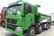 中国重汽 HOWO T5G重卡 340马力 8X4 5.6米自卸车(ZZ3317N286GE1)