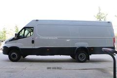 依维柯 新DAILY 170马力 单排封闭厢式货车(70C17H V)