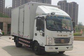 唐骏欧铃 K3系列 6T 4.15米单排纯电动厢式轻卡