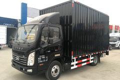现代商用车 致道300M 116马力 4.18米单排厢式轻卡(CNJ5041XXYZDB33V) 卡车图片