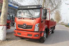 大运 致胜中卡 160马力 4X2 6.75米栏板载货车(DYQ1182D5AB) 卡车图片