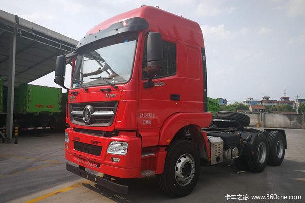 北奔 V3MT重卡 430马力 6X4 牵引车