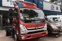 福田 奥铃CTS 156马力 4.17米单排栏板轻卡(BJ1048V9JEA-FH) 卡车图片